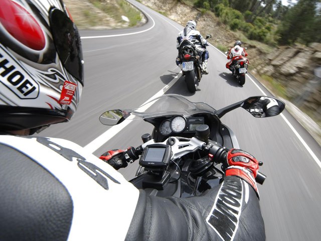 Comparativa motos Sport Turismo. BMW, Honda y Triumph