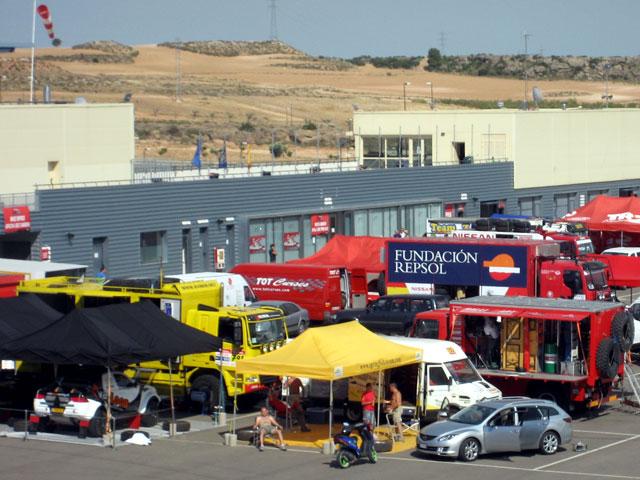 Imagen de Galeria de Comienza la Baja España Aragón 2009