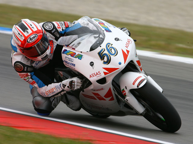 Ralf Waldmann regresa al Mundial de 250 cc con 43 años