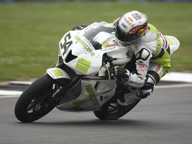 Doblete de Yamaha en los libres de Supersport