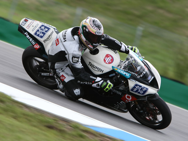 Cal Crutchlow, pole en Supersport