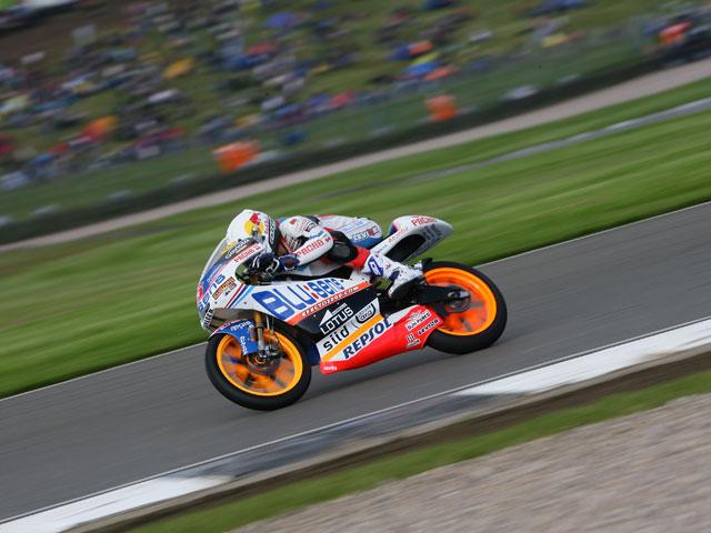 Julián Simón se adjudica el Gran Premio de Gran Bretaña