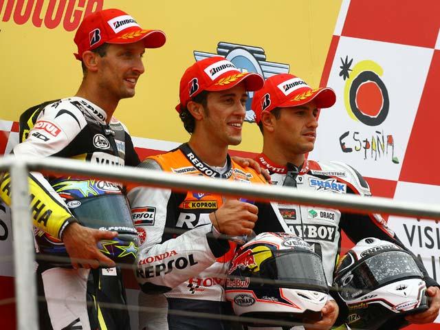 Imagen de Galeria de Los protagonistas del Gran Premio de Gran Bretaña de MotoGP