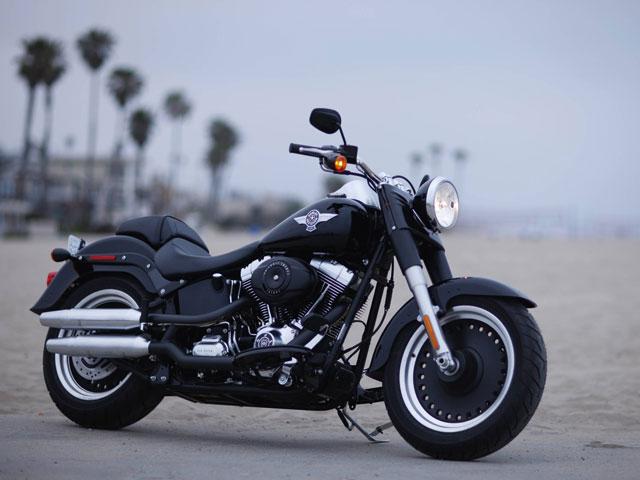 Ruge Harley-Davidson