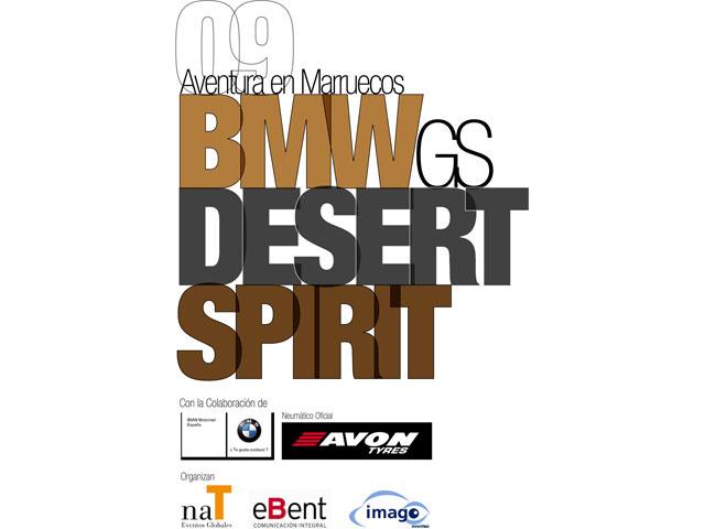 Apúntate a la BMW GS Spirit