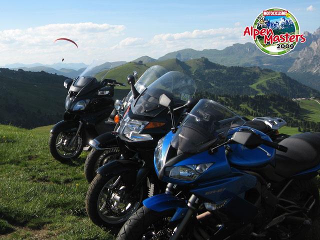 Comparativa de motos Alpen Master 2009