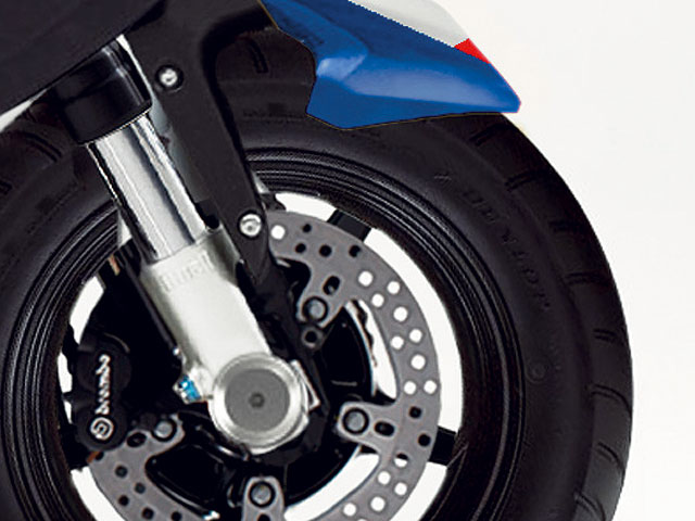 El scooter de BMW, más cerca