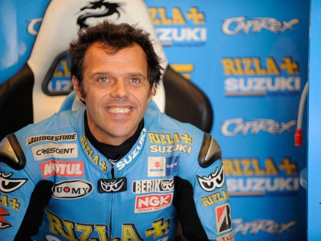 Loris Capirossi y Chris Vermeulen asistirán al Rizla Racing Day