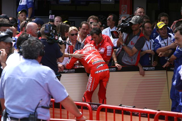 Imagen de Galeria de MotoGP: Stoner no correrá en el GP de Brno