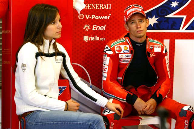 MotoGP: Stoner no correrá en el GP de Brno