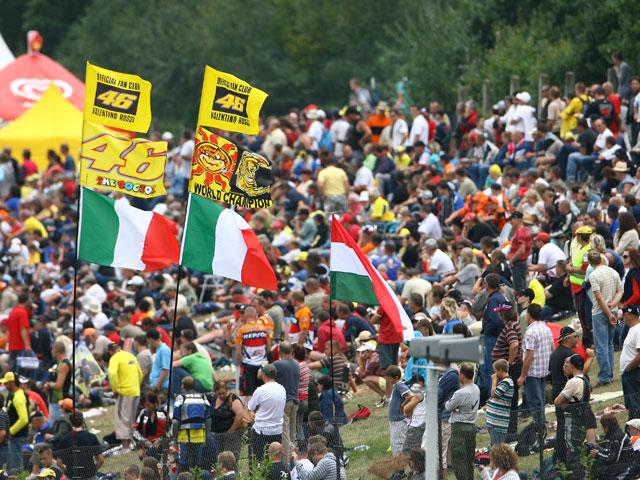 MotoGP. Circuito de Brno (República Checa)