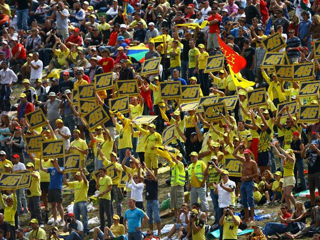 GP de Brno: las motos en TVE