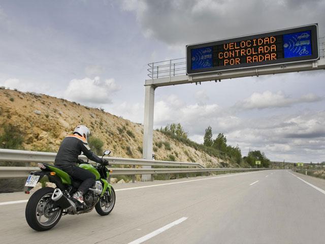 Los radares de la DGT controlarán la velocidad por tramos