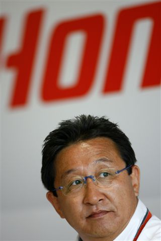 Imagen de Galeria de MotoGP: Honda confirma en Brno el acuerdo con Pedrosa y Dovizioso