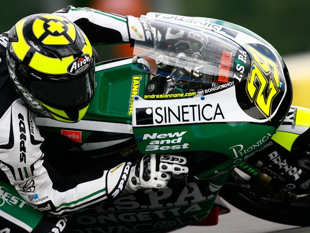 Imagen de Galeria de Iannone arrebata la pole a Terol en el GP de Brno