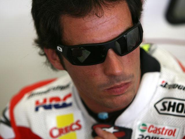 Álvaro Bautista correrá con Suzuki en MotoGP 2010
