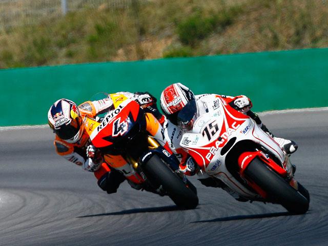 Mattia Pasini debuta en MotoGP