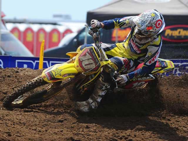 Imagen de Galeria de Chad Reed se adjudica el AMA de Motocross