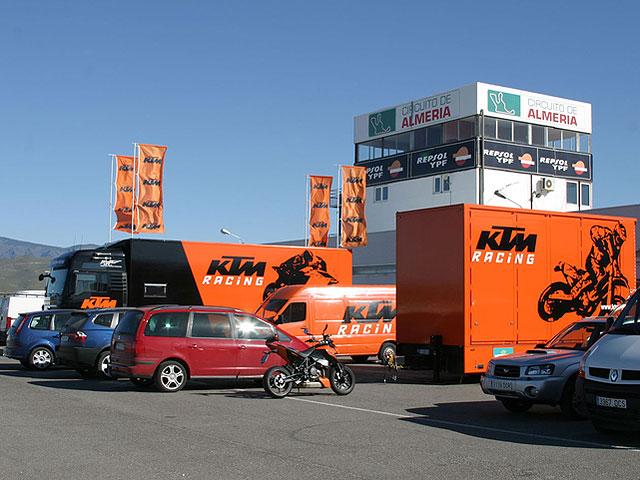 KTM TNT Track Days