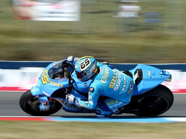 MotoGP. Suzuki y Capirossi juntos en 2010