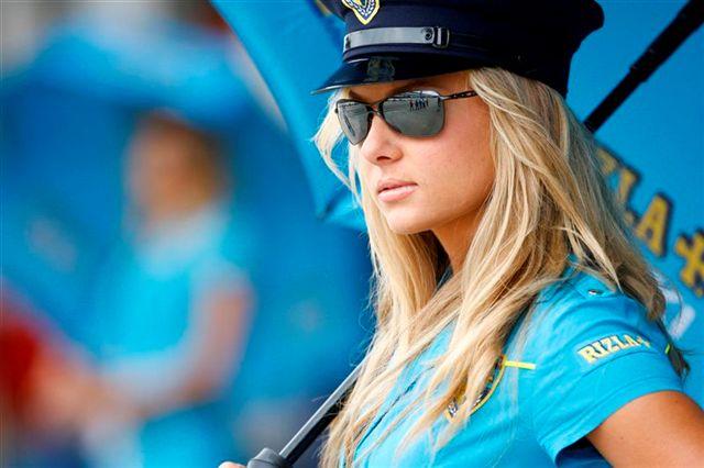 Las chicas del paddock del GP de Indianápolis