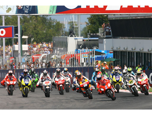 GP San Marino: las motos en TVE