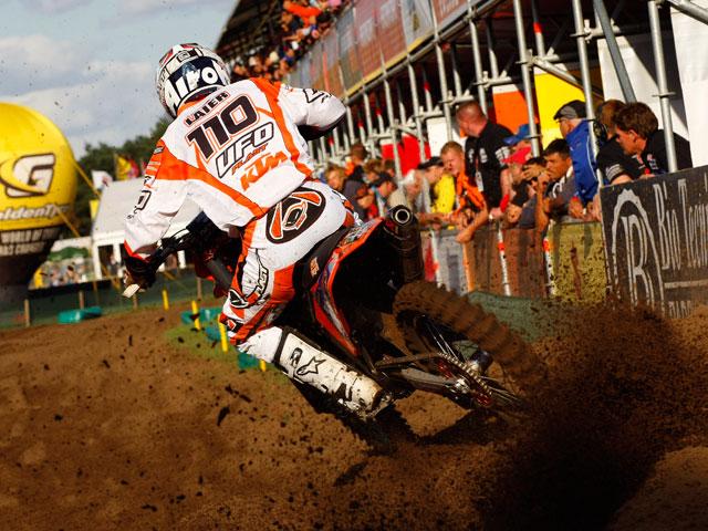 Stephanie Laier se hace con el Mundial de Féminas de Motocross