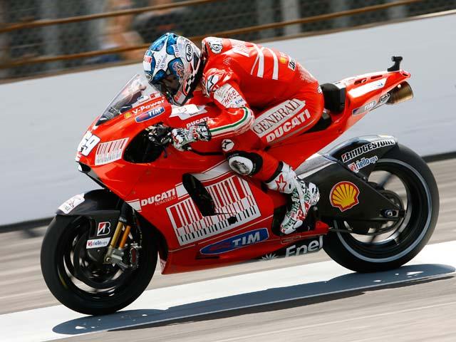 Nicky Hayden seguirá en Ducati MotoGP en 2010