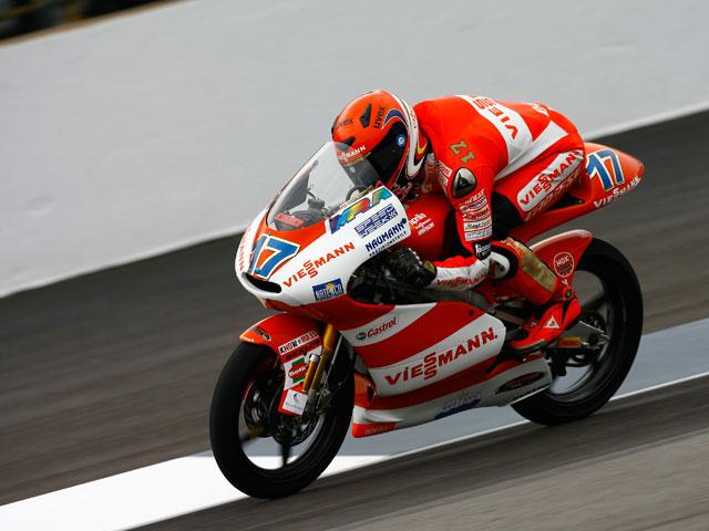 Smith empieza rápido en el GP de Misano