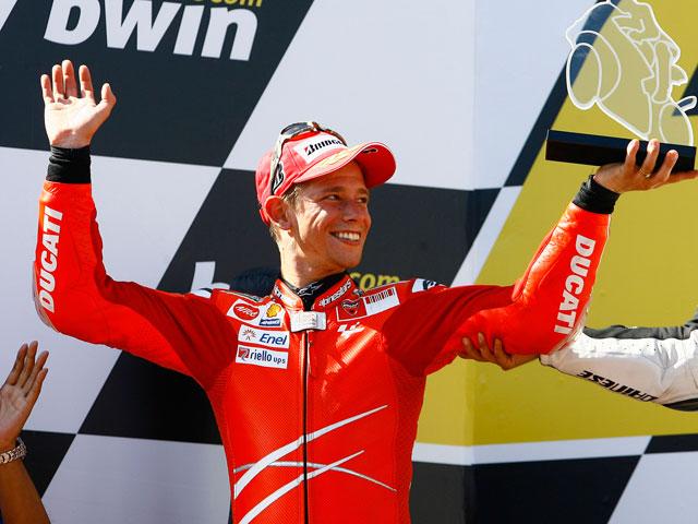 """Lorenzo: """"Ha sido un GP casi perfecto"""""""