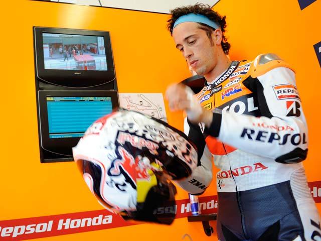Pedrosa seguirá en Honda HRC una temporada más en MotoGP