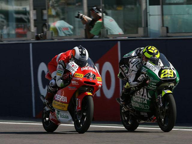 Imagen de Galeria de MotoGP. El Gran Premio de San Marino en fotos