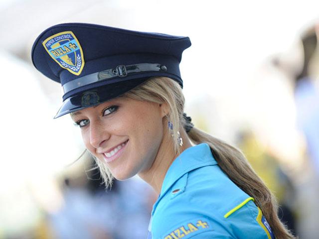 Las chicas del paddock del GP de San Marino
