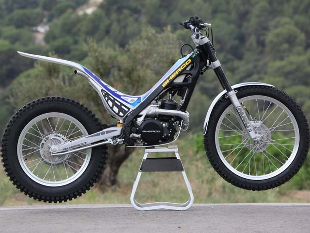 Imagen de Galeria de Sherco Access, una moto de trial barata