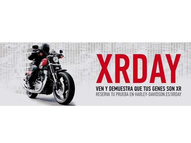 Harley Davidson te invita a probar la XR 1200