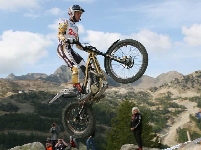Toni Bou, Campeón del Mundo de Trial 2009