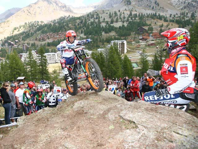 Imagen de Galeria de Toni Bou, Campeón del Mundo de Trial 2009