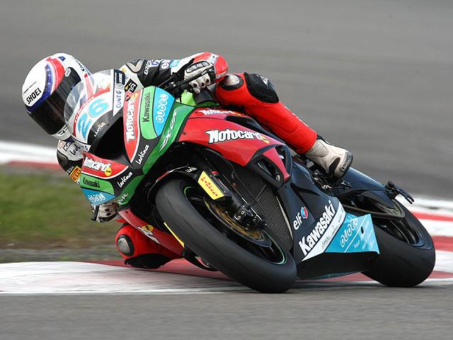 Lascorz renueva con Kawasaki en el Mundial de Supersport