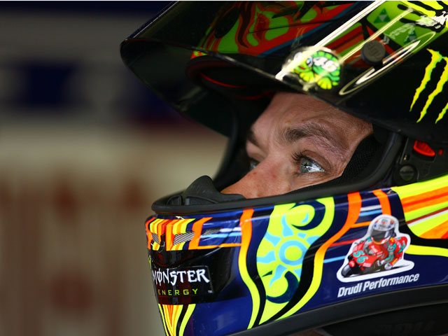 "Valentino Rossi: ""No hace falta tanta electrónica"""