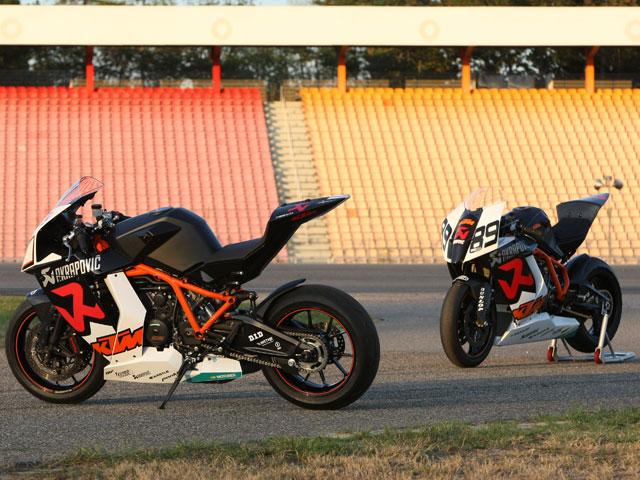 Imagen de Galeria de KTM 1190 RC8R Akrapovic Race Replica