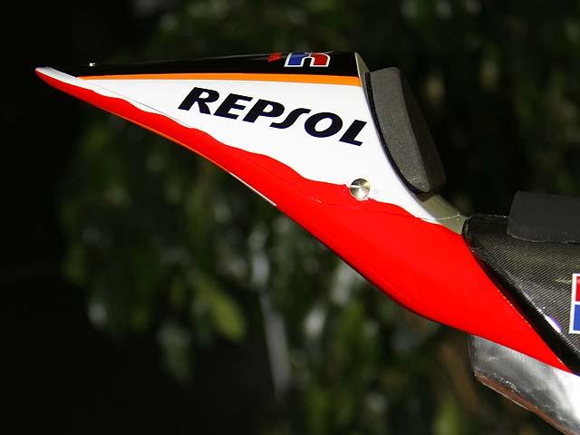 Presentada la Honda RC212V de 800 cc