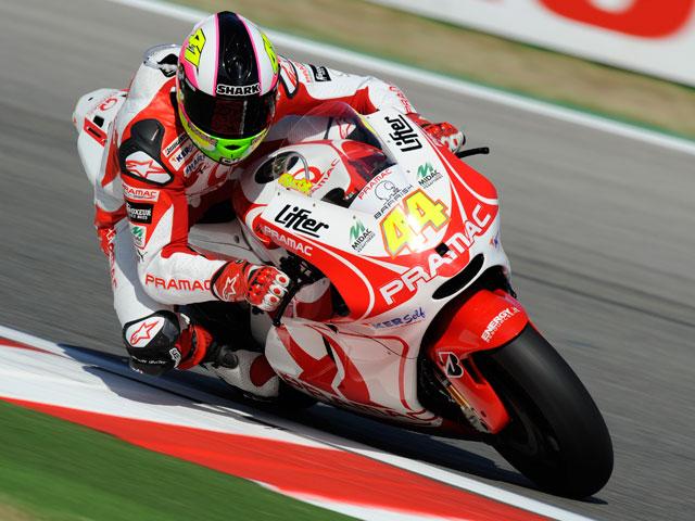 Espargaró ve peligrar su puesto en el Pramac Ducati MotoGP