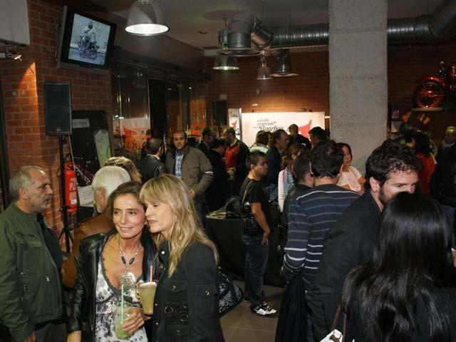 Makinostra, concesionario de Harley Davidson en Madrid, cambia de imagen