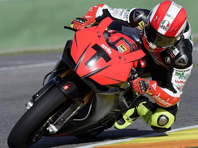 Imagen de Galeria de Simoncelli correrá con Aprilia en el Mundial de Superbike