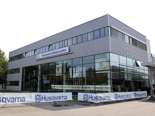 Imagen de Galeria de Husqvarna inaugura un nuevo centro de desarrollo