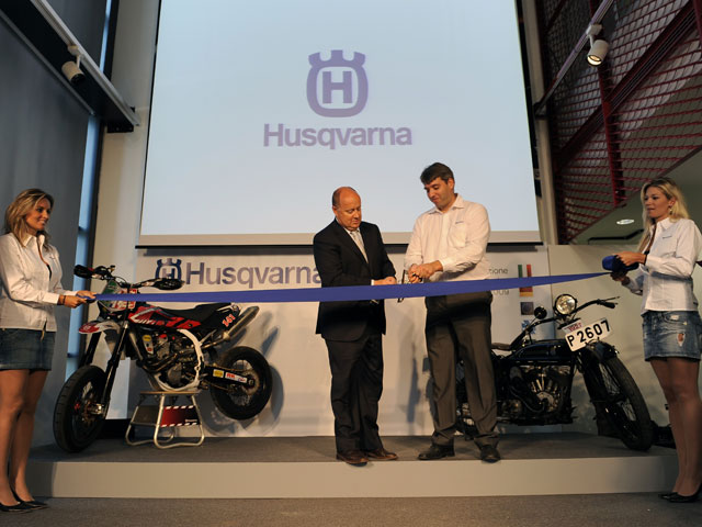 Husqvarna inaugura un nuevo centro de desarrollo