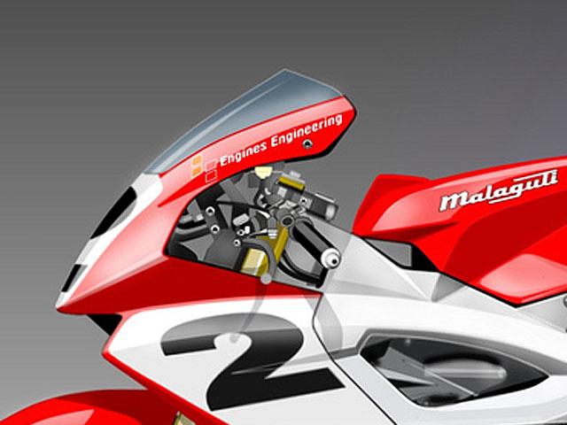Moto2. Malaguti, una interesante candidata