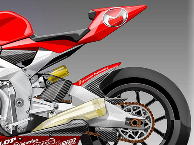 Imagen de Galeria de Moto2. Malaguti, una interesante candidata