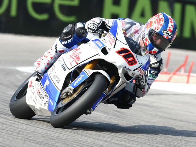 Michel Fabrizio logra la superpole en el Mundial de Superbike en Imola
