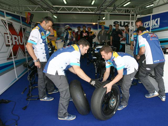 Suzuki Alstare se queda sin su patrocinador principal